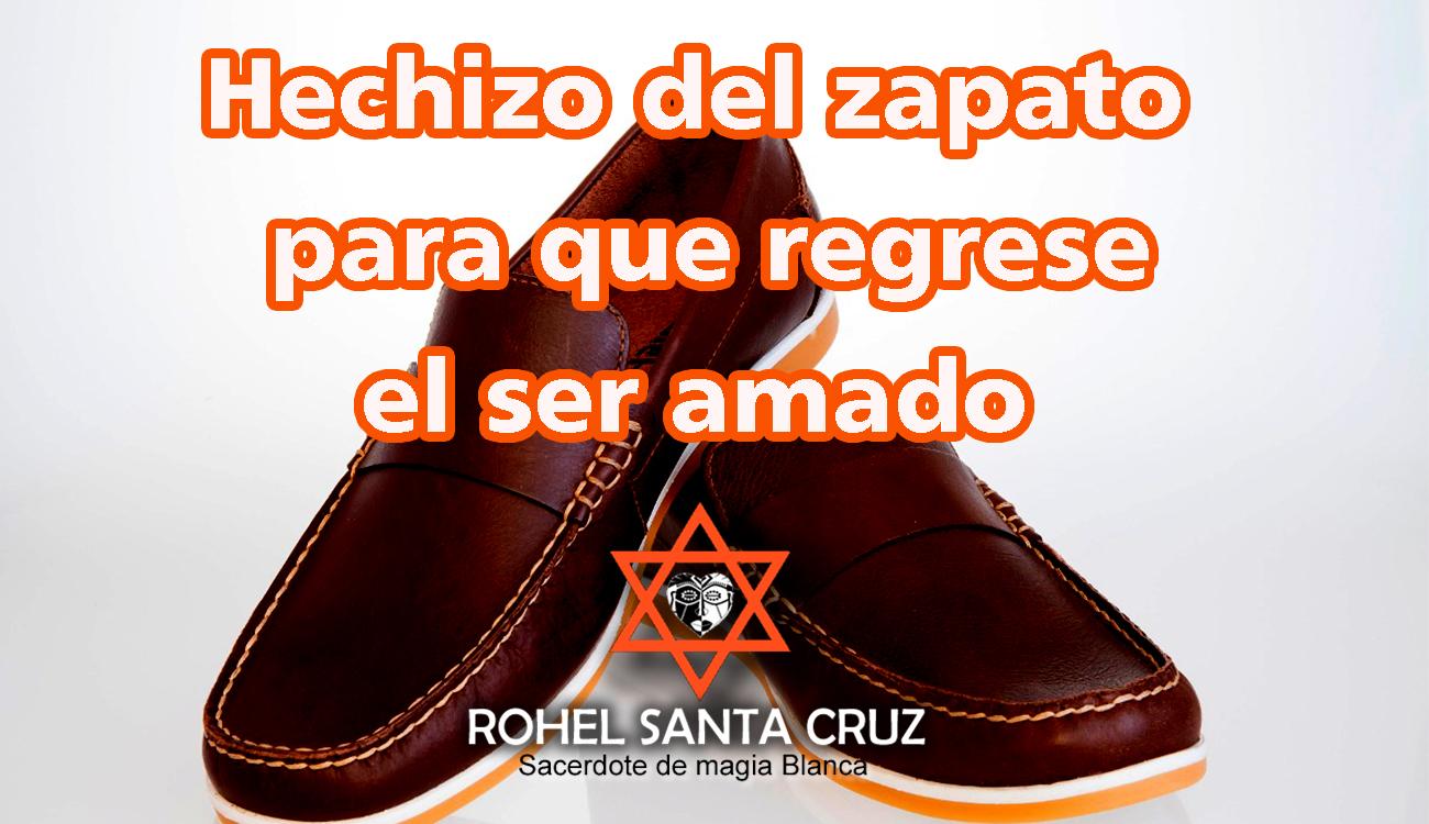 Hechizo del zapato para el ser amado