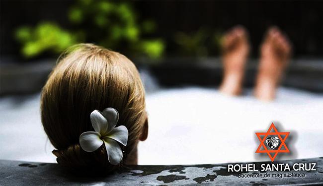 Como les indique los baños de hiervas para atraer el amor, este es el procedimiento el cual tendran que realizar