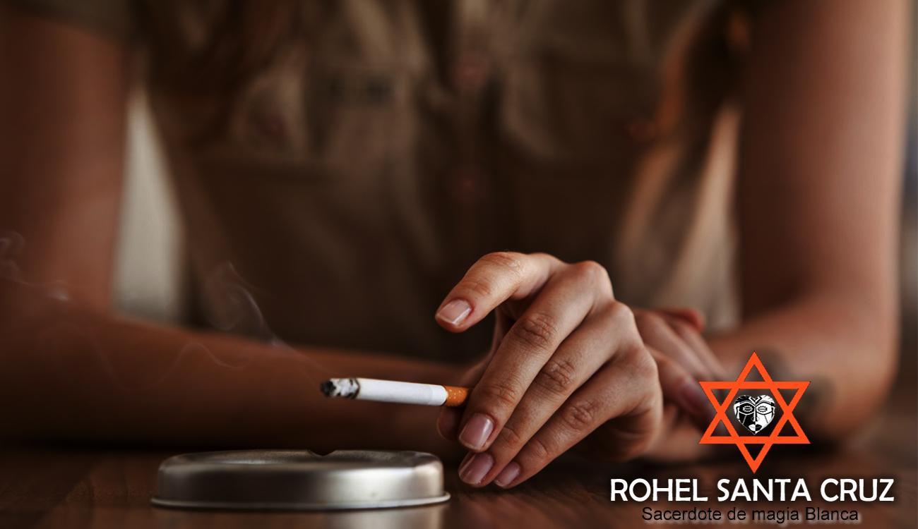 hechizo del cigarro para enamorar