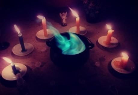 Ritual de MAgia Blanca