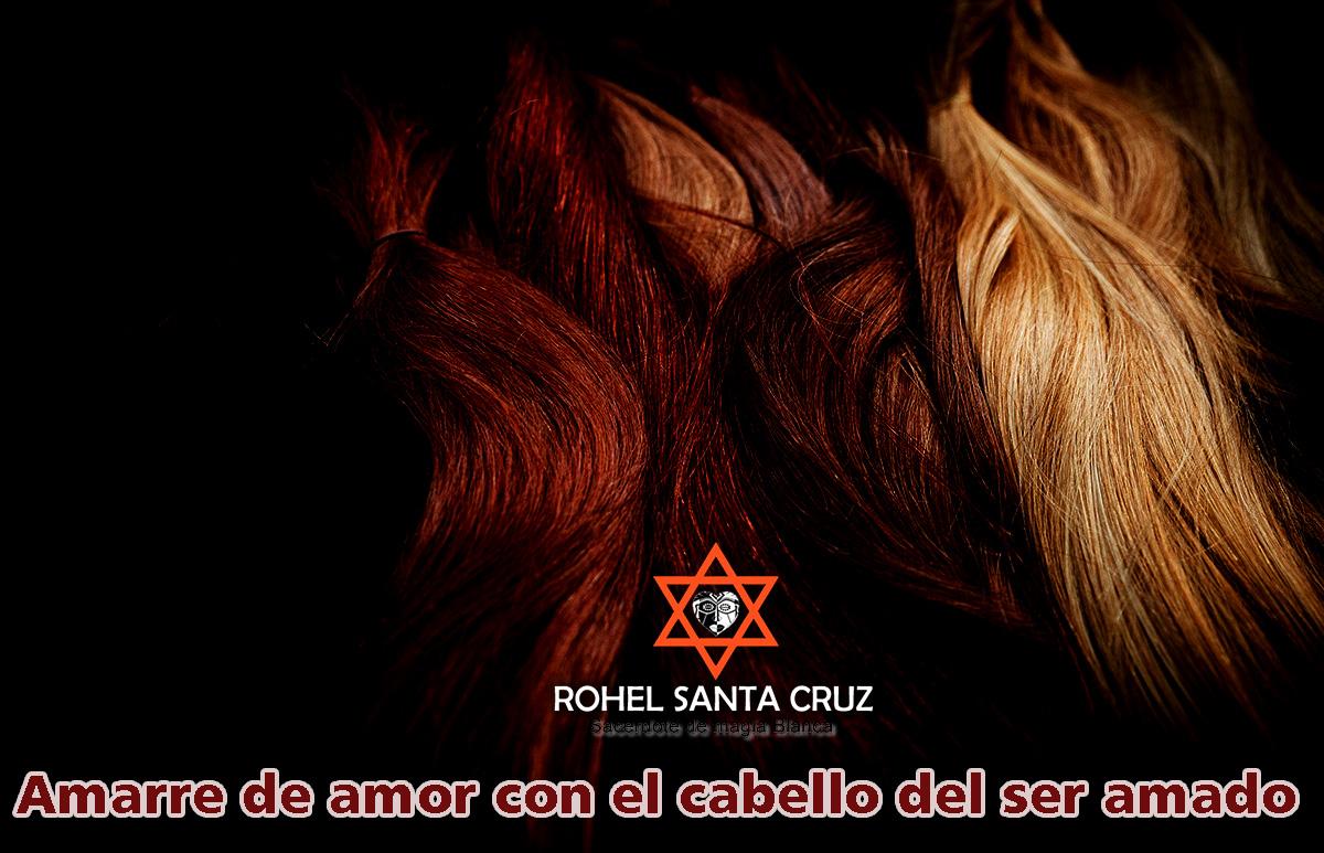 Amarres de amor con el cabello del ser amado