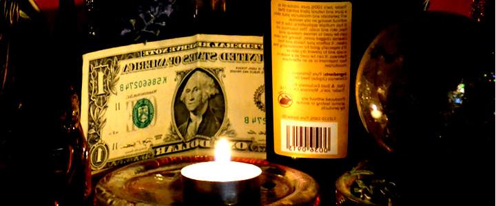 magia blanca para el dinero urgente