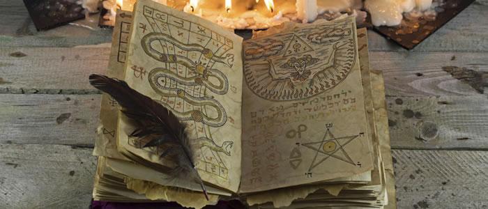 brujos de la magia blanca