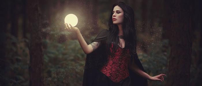 brujos de magia blanca