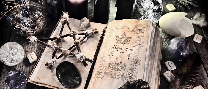 los brujos de la magia blanca